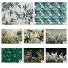 Safari, Botanical Wallpaper, Ebay, Wallpapers, Quilts, Blanket, Pictures, Jungles, Nature