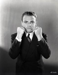 "James Francis Cagney, Jr. (July 17, 1899 – March 30, 1986) was an American actor and dancer, both on stage and in film, though he had his greatest impact in film. He is best remembered for playing multi-faceted tough guys in movies like ""The Public Enemy"" (1931), ""Taxi!"" (1932), ""Angels with Dirty Faces"" (1938) and ""White Heat"" (1949) and was even typecast or limited by this view earlier in his career."