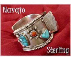 Spoon Floral 925 Solid Sterling Silver Ring avec synthétique turquoise Taille 6,7,8,9