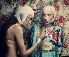Alina Lebedeva by kraftgenie, via Flickr
