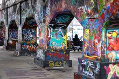 Graffiti in Antwerpen / Antwerp - Fuji X-T1
