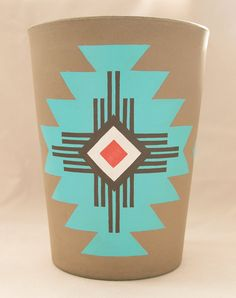 FLASH SALE Constant Hand Painted Native by CassetteLoveClub