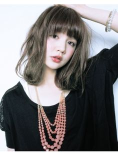 Trendy Short Bob Hairstyles for Japanese Women 2018 2019 - Hot Girls Cute Girls Hairstyles, Short Bob Hairstyles, Trendy Hairstyles, Japanese Hairstyles, Japan Hairstyle, Lob Hairstyle, Hair Color Dark, Blonde Color, Medium Hair Styles