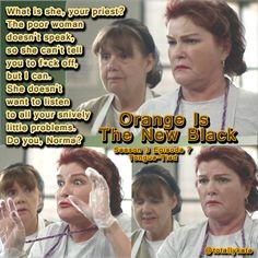 OITNB Season 3 Episode 7 - Tongue-Tied