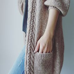 "Ravelry: ""Gown Cardigan"" pattern by Irene Lin"
