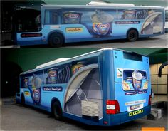 This 3D Bus Wraps were designed for Kraft Foods in Dubai during the promotion of their 'New Packaging' for Cheddar Cheese.