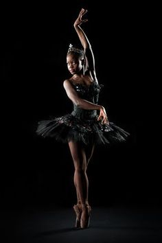 "Show-stopping teen ballerina Michaela DePrince is absolutely inspiring. ""I want young people to realize they can make their dreams come true,"" says Michaela ""I believe that everybody has a talent, and..."