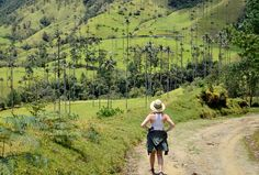 Being a solo female traveller in Colombia