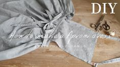 Diy Fashion, Sewing, Handmade, How To Make, Clothes, Dressmaking, Outfits, Hand Made, Clothing