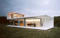 tropical minimalist architecture - Buscar con Google
