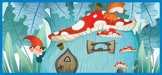 Piccolini Time: tante attività, ricette e lavoretti per divertirsi con i bambini. Il primo kit è Il Bosco Fatato! http://www.piccolini.it/piccolini-time/#avventura/il-bosco-fatato/