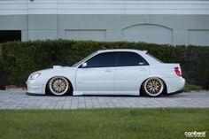 Canibeat Subaru WRX STi Hawkeye