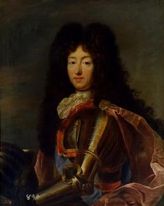 Phillips de France- Duc d'Orleans Brother of Louis XIV Louis Xiv, Roi Louis, Uk History, French History, Black History, Bourbon, Toulouse, Roi George, Ludwig Xiv