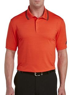 0b15bcfe8dc adidas Golf Tonal Stripe Polo. Big And Tall StoresAdidas GolfMens ...