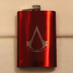 Assassin's Creed Logo 8 oz Flask