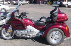 Honda Goldwing Trike Motorcycle