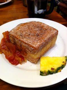 Tonga toast #food #recipe #breakfast