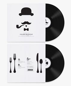 /// Some great album packaging from New Zealand based Jeremy Evans. #package #packaging #design