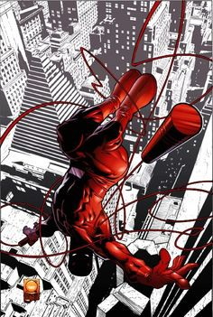 Daredevil by Joe Quesada #Marvel #Comics