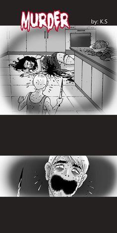 Silent Horror Z :: Murder | Tapastic Comics - image 1