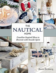 Are you a beach bum, a beach lover, or simply just a fan of the water? If you find yourself constantly longing for a relaxing vacation along the sandy shores of Tahiti or yearning to go on a coast-to-coast cruise, look no further. Interior designer Anna Örnberg has all the solutions to bring the waves to your home and living room.With Anna's advice and expertise, you can turn your own apartment or living space into a beautiful waterfront home. Live on the beach with nautical style and enjoy…