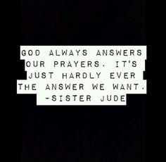 #AHSAsylum - #SisterMaryEuniceMcKee