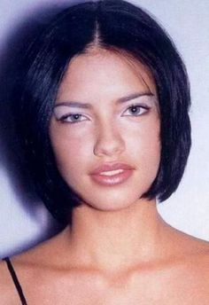 Young Adriana brows