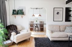 House Tour: A Light & Simple Scandinavian-Inspired Home   Apartment Therapy