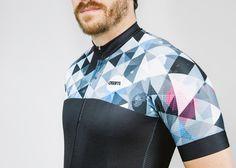 Cream Triangulum Cycling Kit