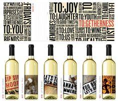 wine #packaging fun PD