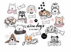 download free vectors and photos chien on freepik com gr d rh pinterest com