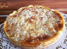Elmalı Pudingli Pasta