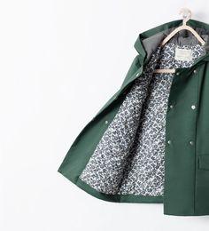 DOUBLE-BREASTED COAT from Zara