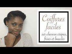 DIY coiffure protectrice - Faire des vanilles avec extensions sur cheveux crépus et frisés ? - YouTube