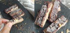 Uma receita deliciosa de Barras energéticas de manteiga de amendoim da Ioana