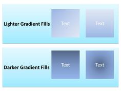 Learn how to add a Gradient fill to a selected shape in #PowerPoint 2013.