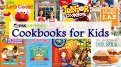 Cookbooks for Kids Bring your kid into the kitchen with this selection of cookbooks for children ages 1-9!