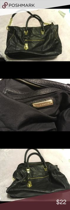 Black Steve Madden Nothing wrong with this purse just have too many. Look in my closet for many more fabulous items. Steve Madden Bags Satchels