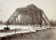 Tour Eiffel, Old Pictures, Old Photos, Image Paris, Gustave Eiffel, Old Paris, Paris Photos, World's Fair, Antique Photos