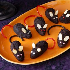 """Chocolate Mice 