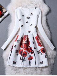 Print Dresses | Cheap Floral And Leopard Print Dresses For Women Online At Wholesale Prices | Sammydress.com Page 14