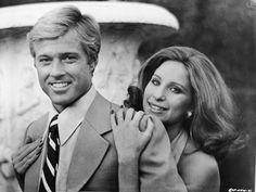 Robert Redford and Barbra Striesand