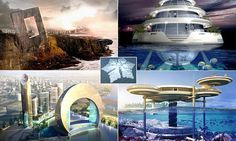 The hotels of the future that'll make holidays more amazing and weird. For more travel news & videos like us on  https://www.facebook.com/bestravelvideo   or  follow  https://twitter.com/btrvid