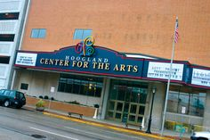 Hoogland Center for the Arts in Springfield, IL