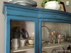 Bluebirds and Jam: FRENCH ENAMEL