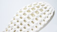 Details we like / Adidas Futurecraft / 3D Printed Sneakers / Sole / White / at henrycaird |