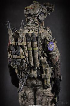 Tactical Wall, Tactical Helmet, Ghillie Suit, Rainbow Six Siege Art, Military Action Figures, Tac Gear, Combat Gear, Tactical Equipment, Armor Concept