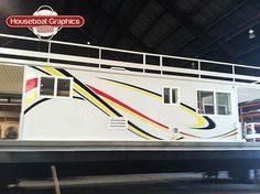 Houseboat Decals And Boatnames Should Reflect Your Personality - Houseboats vinyl decals
