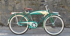 Old School Bicycles Races Style, Go Ride, Cycle Chic, Old Bikes, Pedal Cars, Bike Parts, Super Bikes, Vintage Bicycles, Vintage Dolls
