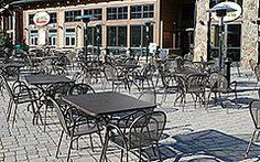 Chair & Table Outdoor Tables, Outdoor Decor, Outdoor Furniture Sets, Patio, Chair, Home Decor, Decoration Home, Terrace, Room Decor